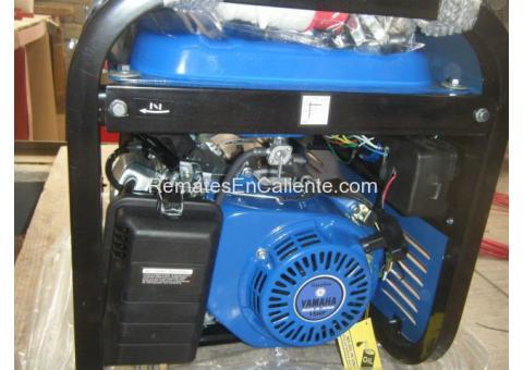 Generador a gasolina yamaha 15 HP  7500 W nuevo